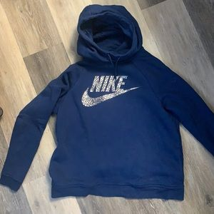 Nike sweatshirt worn twice!!